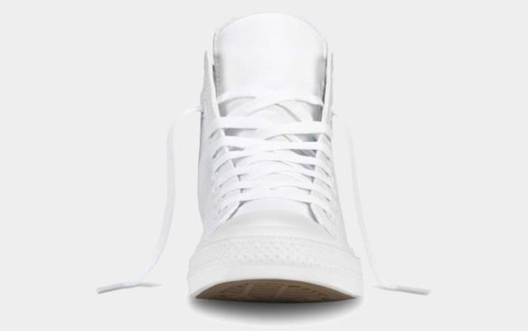 Фото Converse Chuck Taylor All Star II High белые - 6