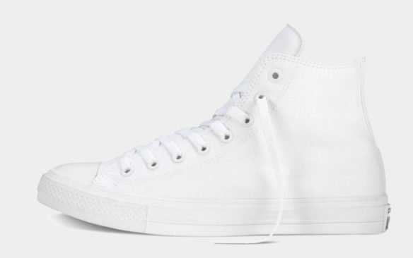 Фото Converse Chuck Taylor All Star II High белые - 5