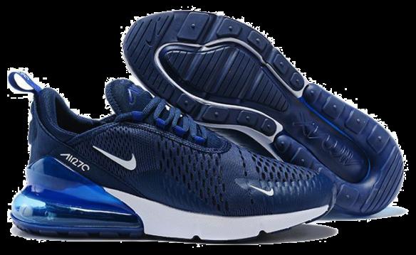 Фото Nike Air Max 270 Синие - 3